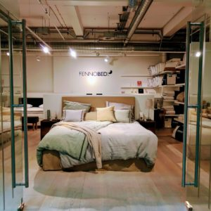 Fennobed Boxspringbetten Showroom Standort Berlin