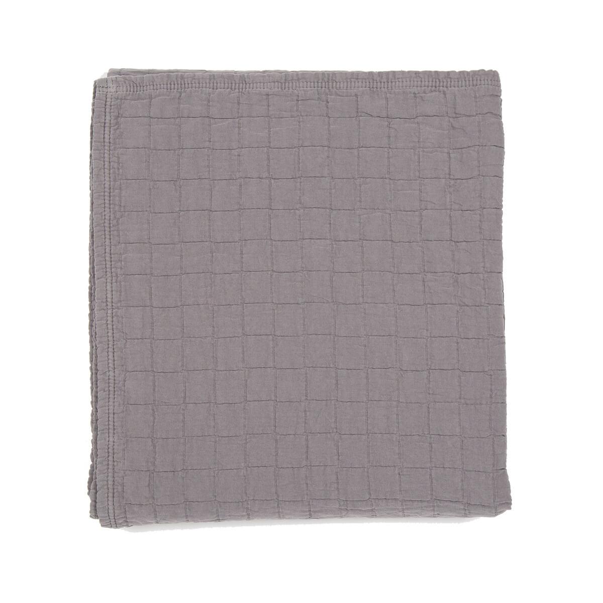MATRI Aava bedspread d grey